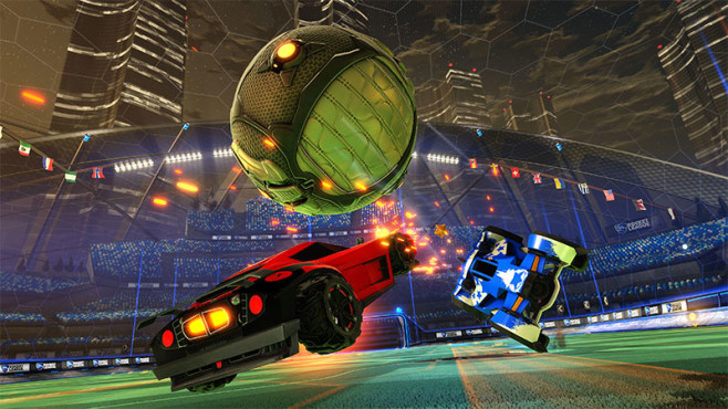 Rocket League © Psyonix