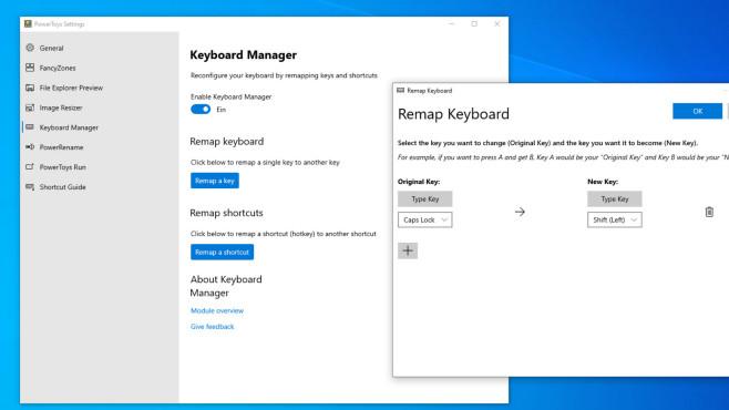 Die 100 besten Microsoft-Programme: Kostenlos zum Herunterladen Die PowerToys optimieren Ihren Workflow und sparen unter anderem beim Umbenennen von Dateien Zeit.©COMPUTER BILD