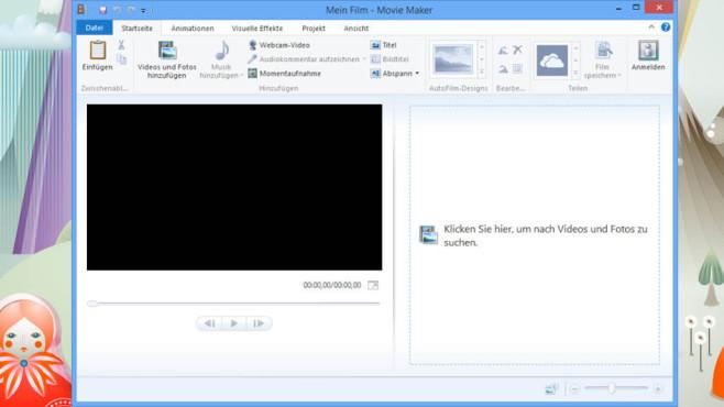 Jetzt laden: Die 100 besten kostenlosen Microsoft-Programme Videobearbeitung leicht gemacht: Movie Maker bietet alle wichtigen Funktionen und gibt keine Rätsel auf.©COMPUTER BILD