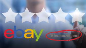 Bewertungen bei Ebay-Kleinanzeigen©ebay, iStock.com/anyaberkut