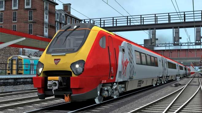 Train Simulator 2018©Dovetail Games