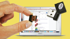 Günstige USB-Sticks bei Ebay © Apple, Ebay