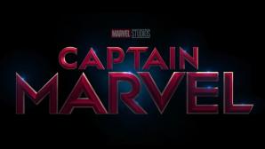 Captain Marvel: Logo©Marvel