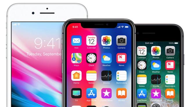 Apple iOS 12.1.1©Apple