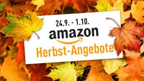 Amazon Herbst-Angebote-Woche: Die Deals 2018 Kälter, dunkler, stürmischer – der Herbst ist nicht jedermanns Sache. Mit der Angebots-Woche bessert Amazon das Image aber deutlich auf.©Fleurine - Fotolia.com, Amazon