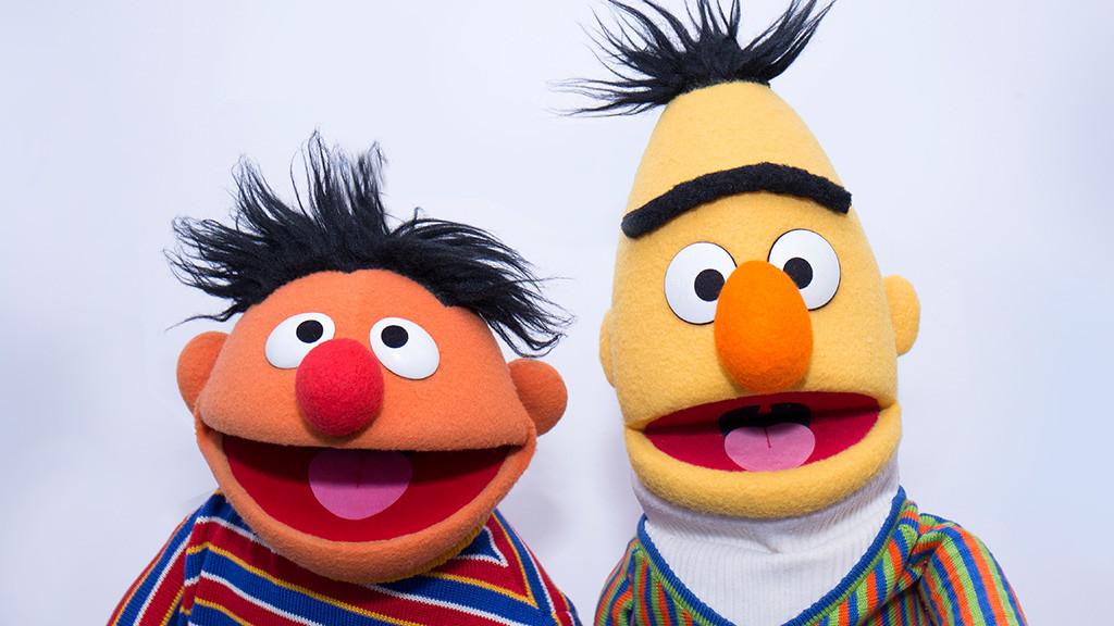 Erni Und Bert