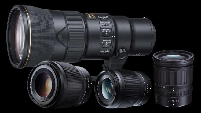 Nikon präsentiert die neue Z-Serie auf der photokina 2018 Produkthighlights©Nikon