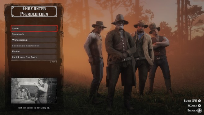 Red Dead Online © Rockstar Games