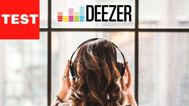 Deezer: Musik-Streaming-Dienst im Test - AUDIO VIDEO FOTO BILD