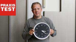 Amazon Echo Wall Clock im Praxis-Test©Amazon, COMPUTER BILD