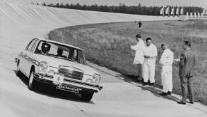 Fahrerloser Mercedes©Continental