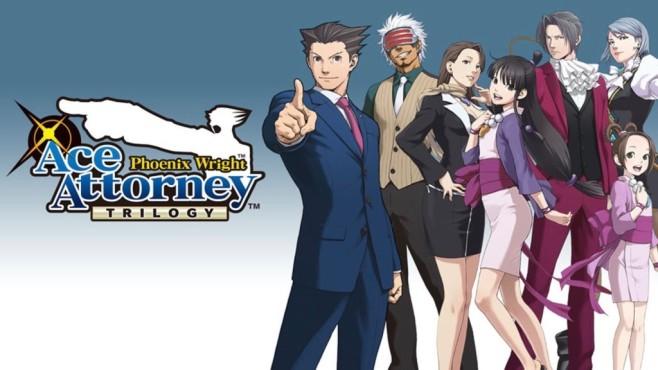 """Tokyo Game Show 2018: Das sind die Highlights! Wer schon immer mal von einem Leben als Anwalt geträumt hat, bekommt mit """"Phoenix Wright"""" die Chance dazu.©Capcom"""