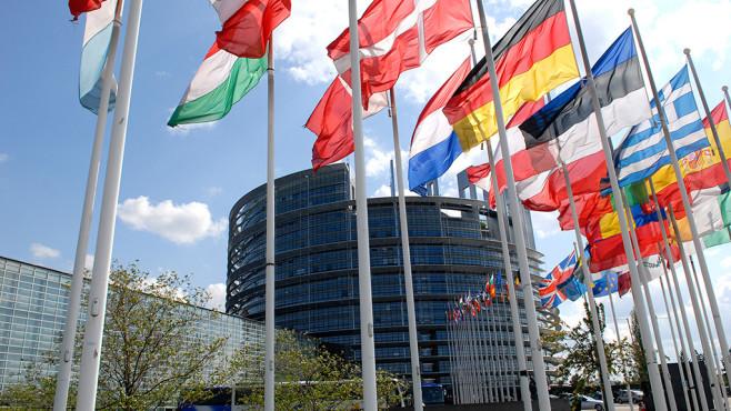 EU Flaggen©EU