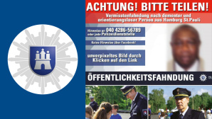 Community Policing © Polizei Hamburg