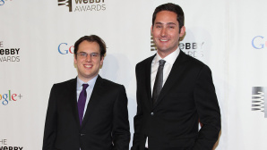 Instagram-CEOs Kevin Systrom und Mike Krieger © Taylor Hill/gettyimages