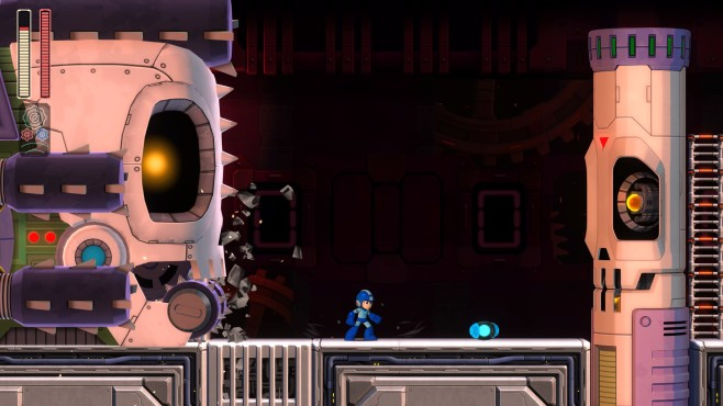 Mega Man 11 © Capcom