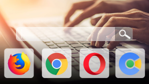 ©Mozilla, Google, Opera, cent, iStock.com/Urupong