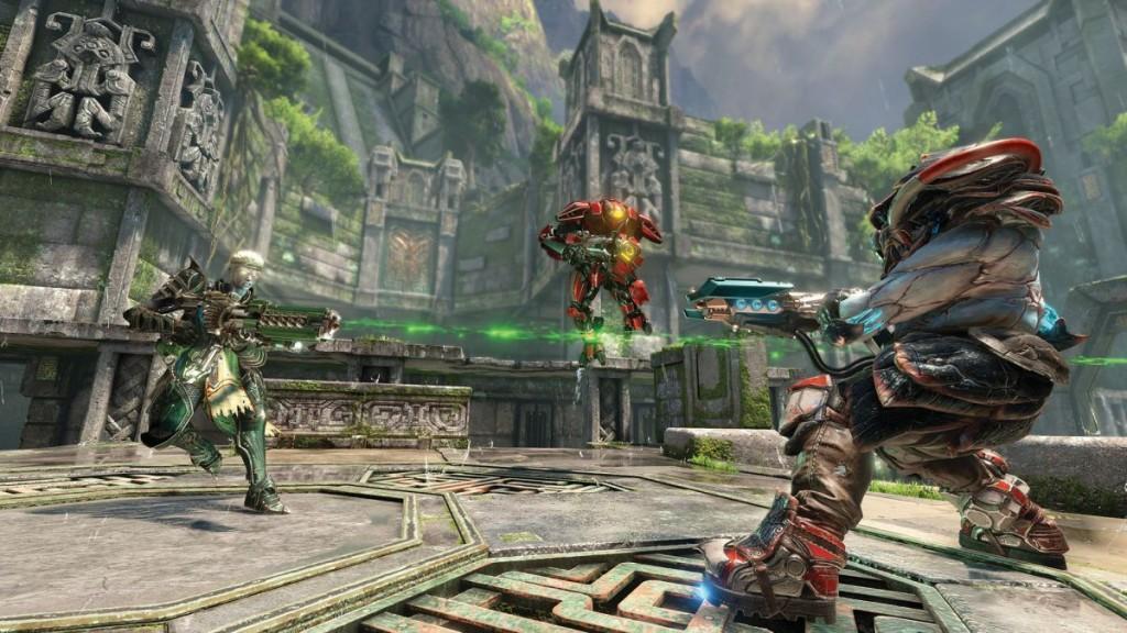 Screenshot 1 - Quake Champions