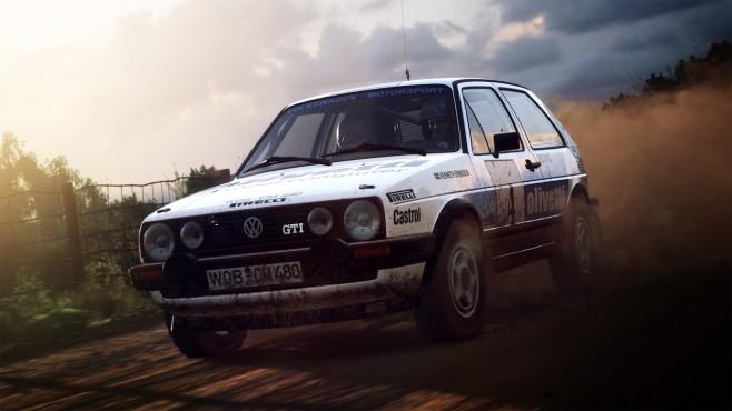 Dirt Rally 2.0©Codemasters