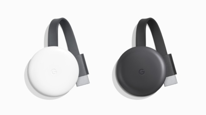 Google Chromecast 3©Google