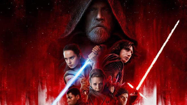 Star Wars 8 - Die letzten Jedi©2017 Lucasfilm Ltd., All Rights Reserved.