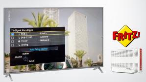 FritzOS 7.0 Fernsehen WLAN TV-IP©Panasonic, AVM, COMPUTER BILD