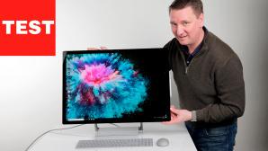 Microsoft Surface Studio 2 im Test©Microsoft