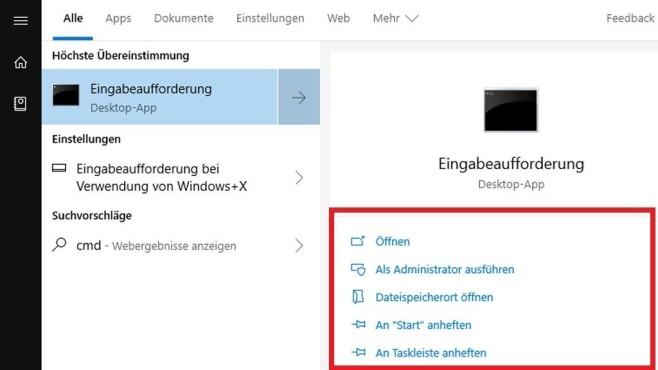 Windows 10: Startmenü-Kontextmenü ohne Rechtsklick nutzen Modern: Windows 10 1809 wagt Design-Umbauten, was der Bedienung zugutekommt.©COMPUTER BILD