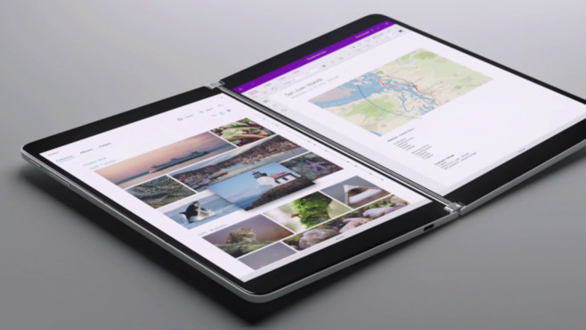 Surface Neo©Microsoft