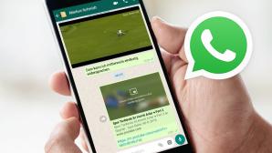 WhatsApp-Videos – Bild-in-Bild-Modus©COMPUTER BILD