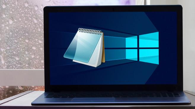 Notepad: Die besten Tipps zum Schreibprogramm-Klassiker©iStock.com/chompoosuppa, Microsoft