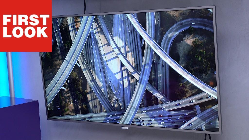 Philips 55pus6452 4k Led Fernseher Mit Ambilight Audio Video Foto