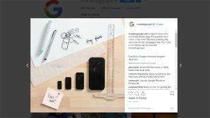 Google Pixel-Mini©Google / Instagram
