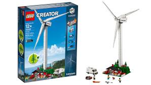 Lego Vestas Wind Turbine©Lego