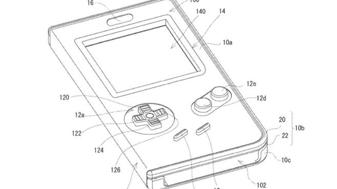 Nintendo: Game-Boy-Controller©Nintendo
