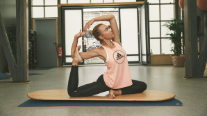 Yogaboard©Strobel & Walter
