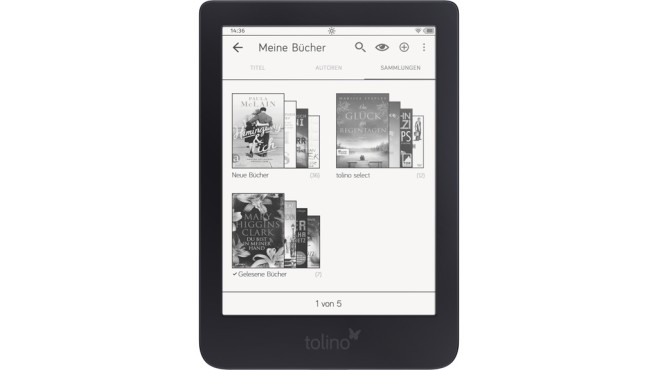 eBook-Reader Tolino Shine 3 © Tolino