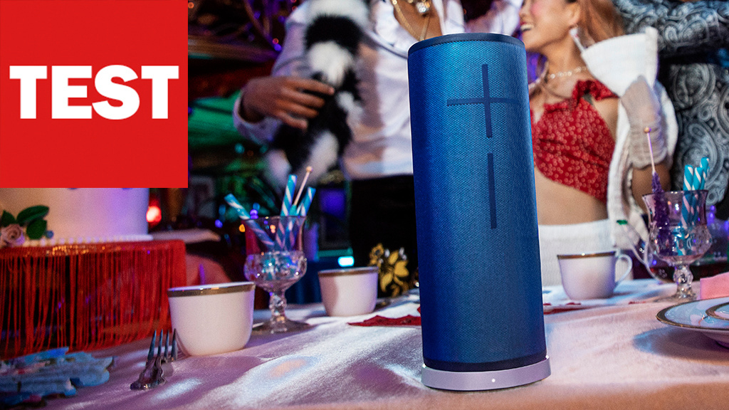 Party-Lautsprecher im Test: Ultimate Ears Megaboom 3