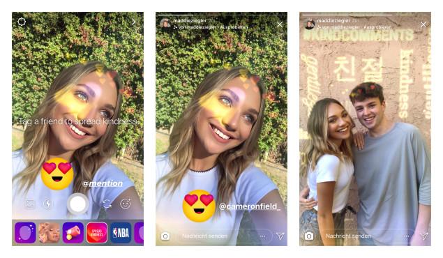 Instagram: Social-Media-Plattform erkennt Mobbing ab sofort automatisch Instagram macht sich mit neuen Tools stark gegen Cybermobbing.©Carl Court / Getty Images