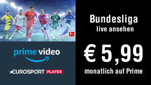 Bundesliga live©Amazon, Eurosport