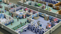 Two Point Hospital © Sega