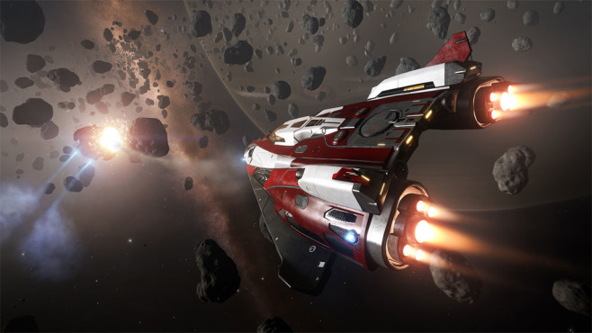 Elite Dangerous © Frontier Developments
