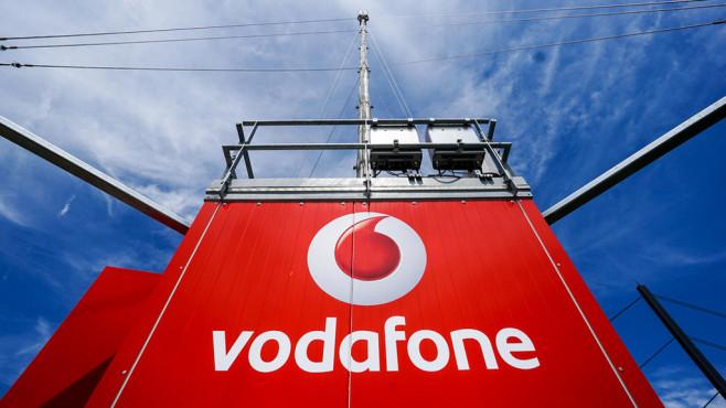 Vodafone Logo©Vodafone