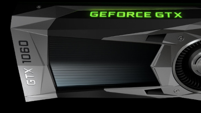 Nvidia Geforce GTX 1060 © Nvidia