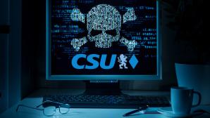Hack auf den CSU-Online-Shop©CSU, ©istock/D-Keine