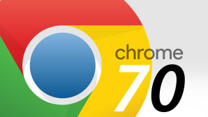 Google Chrome 70 © Google