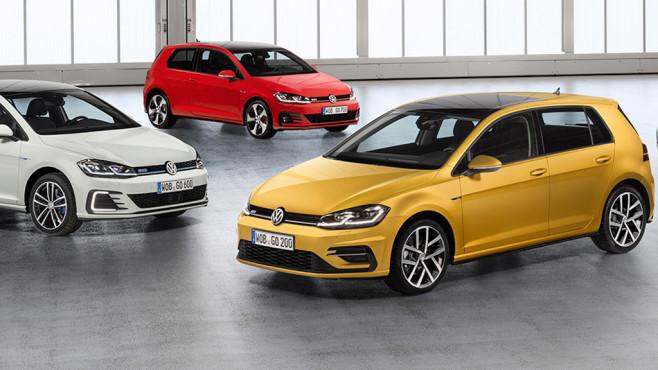 VW: Autobauer will Online-Direktverkauf starten Der deutsche Autobauer Volkswagen will seine Modelle wie den beliebten Golf künftig auch per Direktvertrieb im Netz verkaufen.©Volkswagen AG