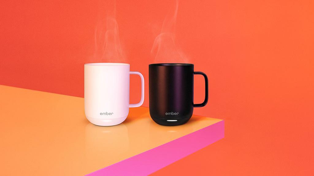 Ember: Smarter Kaffeebecher verrät iPhone den Koffeinhaushalt