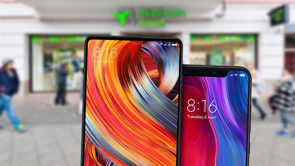 In diesen Shops gibt es nun Xiaomi-Smartphones!