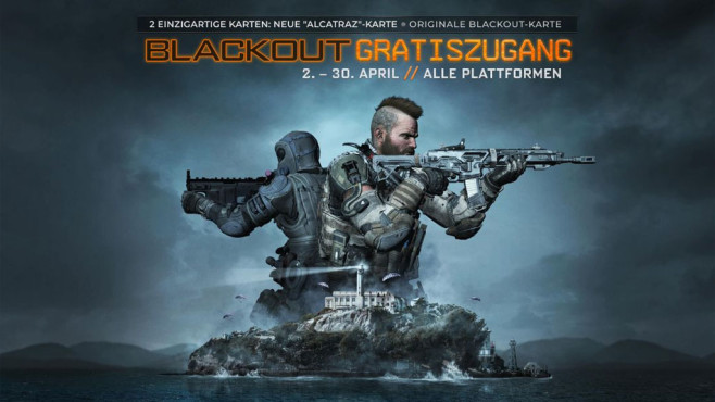 Call of Duty – Black Ops 4: Blackout © Activision